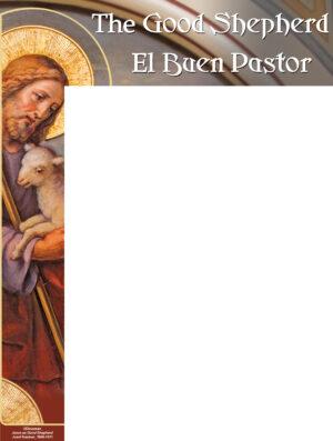 The Good Shepherd Bilingual Wrapper
