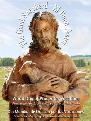 Good Shepherd and Vocations Bilingual