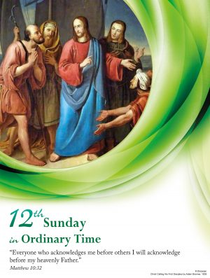 12th Sunday Traditional