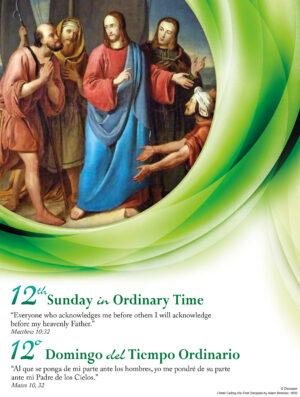 12th Sunday Traditional - Bilingual