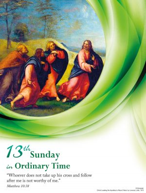 13th Sunday Traditional