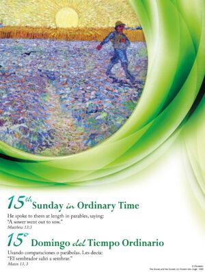 15th Sunday Traditional - Bilingual