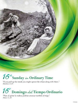 16th Sunday Traditional - Bilingual