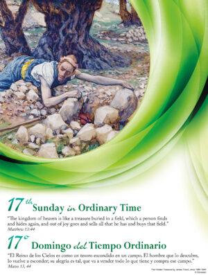 17th Sunday Traditional - Bilingual