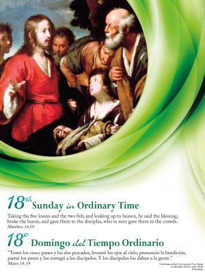 18th Sunday Traditional - Bilingual
