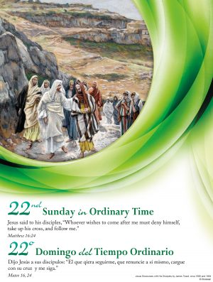 22nd Sunday Traditional - Bilingual