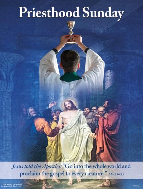 Priesthood Sunday - Proclaim the Gospel