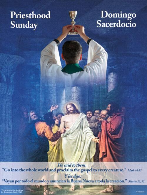 Priesthood Sunday - Proclaim the Gospel - Bilingual