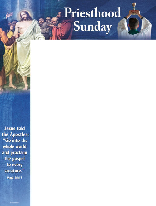 Priesthood Sunday - Proclaim the Gospel - Wrapper