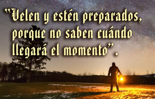 First Sunday of Advent - Gospel - Spanish