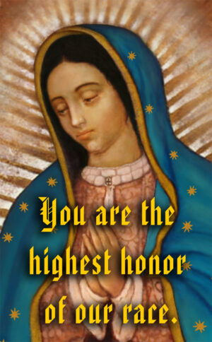 Our Lady of Guadalupe - Response - English