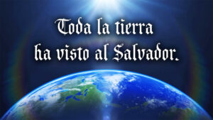 Nativity of the Lord - Day - Response - Spanish