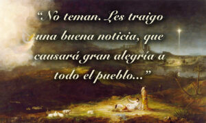 Nativity of the Lord - Night - Gospel - Spanish