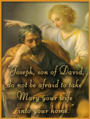 Nativity of the Lord - Vigil - Gospel - English