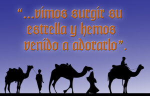 Epiphany - Gospel - Spanish