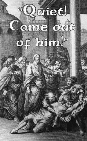 Ordinary Time - Week 4 - Gospel - English