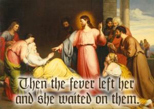 Ordinary Time - Week 5 - Gospel - English