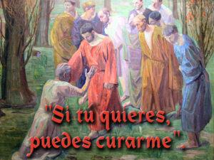 Ordinary Time - Week 6 - Gospel - Spanish