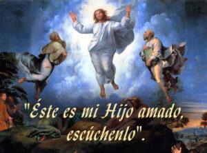 Transfiguration of the Lord - Gospel - Spanish