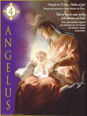 Advent - Angelus 4 - Bilingual