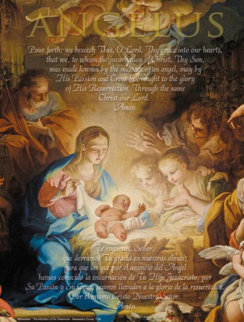 Christmas - Angelus - Bilingual