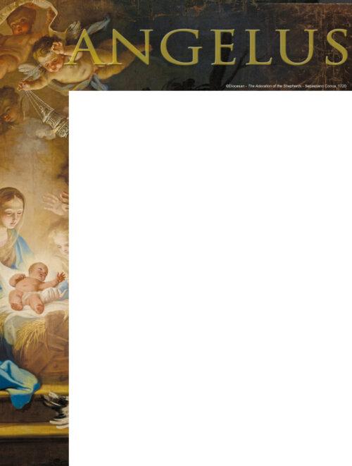 Christmas - Angelus - Blank Wrapper