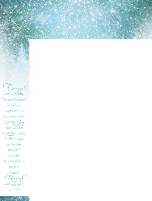 Christmas Snow - Wrapper