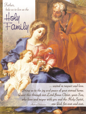 Holy Family - Traditional