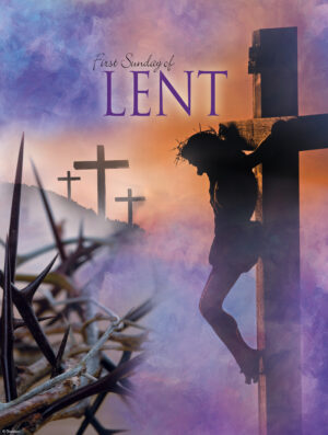 Lent Week 1 - Imagery