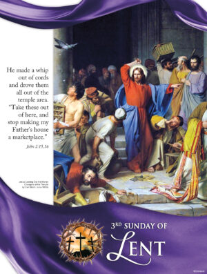Lent Week 3 - Traditional