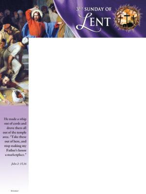 Lent Week 3 - Traditional Design - Wrapper