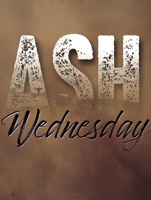 Ash Wednesday - Dust