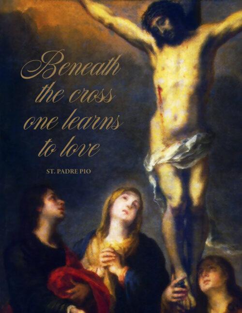 Lent General - Beneath the Cross