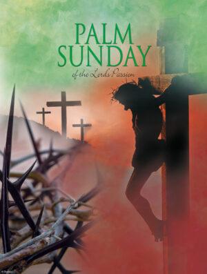 Palm Passion Sunday - Imagery