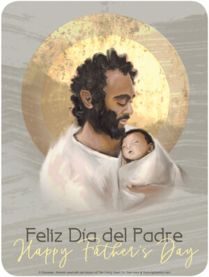 Father's Day - The Living Art Co. - Bilingual