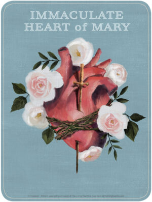Immaculate Heart - The Living Art Co.