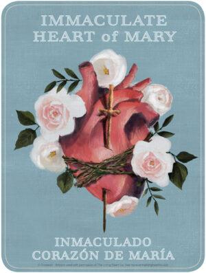 Immaculate Heart - The Living Art Co. - Bilingual