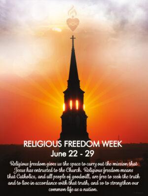 Religious Freedom Week Sunrise