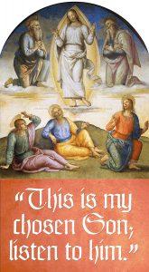 Lent - Week 2 - Gospel - English