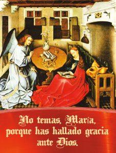 Annunciation - Gospel - Spanish