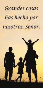 Fifth Sunday of Lent - Response - Spanish