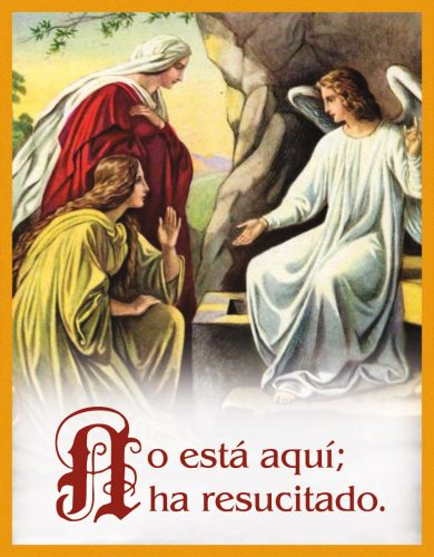 Easter - Gospel - Spanish