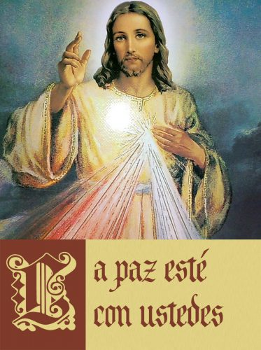 Divine Mercy - Gospel - Spanish