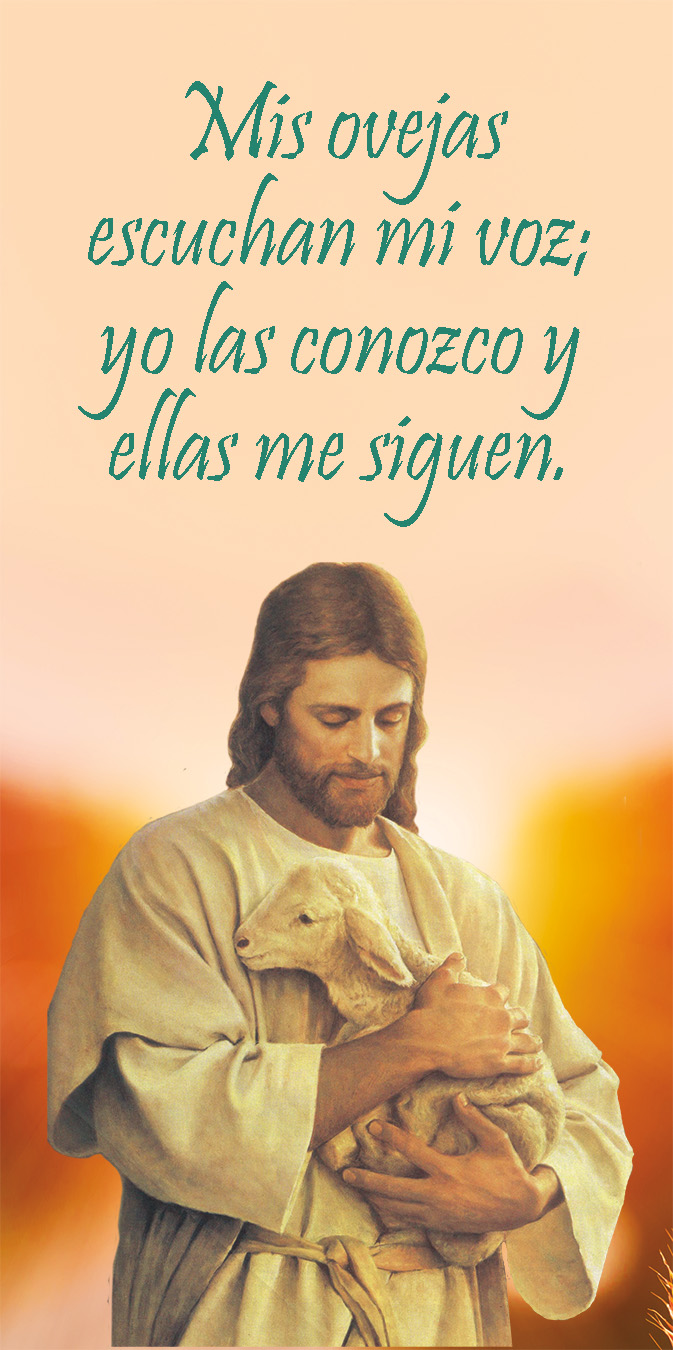 Fourth Sunday of Easter - Gospel - Spanish