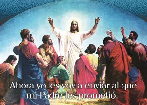 Ascension of the Lord - Gospel - Spanish