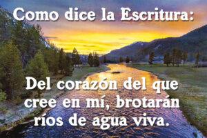 Pentecost - Gospel - Spanish