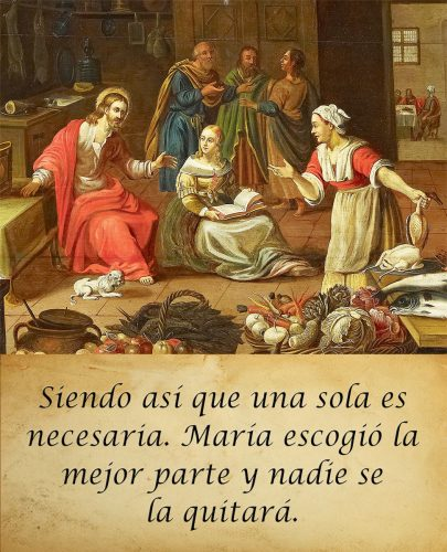 16th Sunday in Ordinary Time - Gospel - Spanish