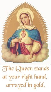 Assumption of the Blessed Virgin Mary V2 - Response - English