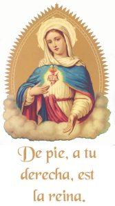 Assumption of the Blessed Virgin Mary V2 - Response - Spanish