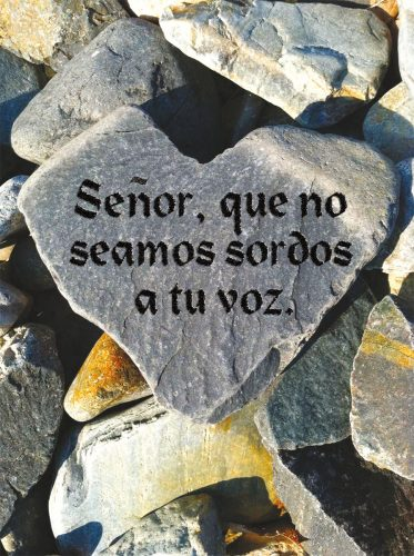 27th Sunday in Ordinary Time - Response - Spanish